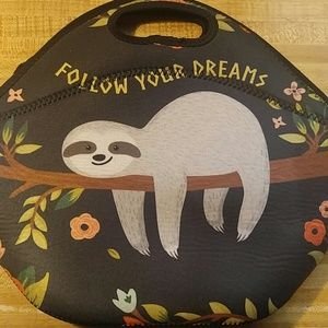 Sloth Lunch Bag